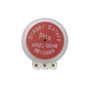 Sensor Drager XXS Ph3 0-20 Ppm.