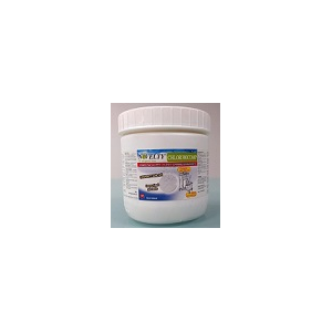 Desinfectante universal clorado em pastilha. (Emb. 300unids)