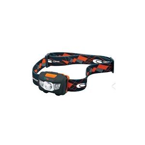 Lanterna de cabeça modelo Compact com 3 LEDs