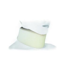 Colar cervical macio cor branco diversos tamanhos.