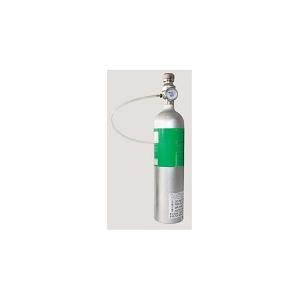 Cilindro de gás de calibração (58L),CH4, 20 H2S,O2 e CO-60