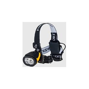 Lanterna de Cabeça Dual Brilho 100 Lumens