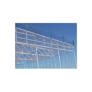 Rede de protecção com corda perimetal de 30KN Tipo S