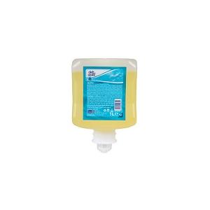 Loção bactericida altamente eficaz sem perfume e com CHG.
