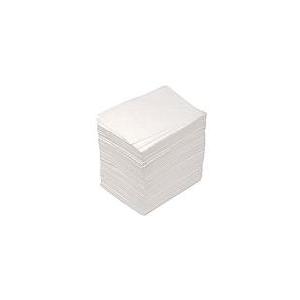 Pack de 200 Folhas absorventes de derrames, dimensao 48x43cm
