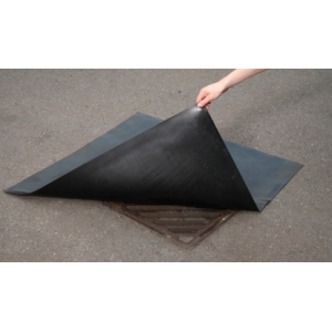 Tapete para Drenos Neorug em neopreno,dimensão: 100x100cm