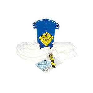 Kit Anti-Derrame JSP de derrame de oleo com 90 lts.