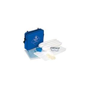 Kit Anti-Derrame JSP Deluxe de derrame de oleo com 15 lts.