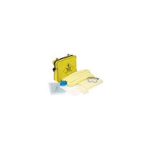 Kit Anti-Derrame JSP Deluxe 15lts p/ Contenção Derr.Quimicos