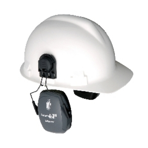 Protector auric.BILSOM L1H SNR28, certif.p/EN352-3 (Capacet)