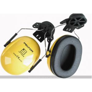 Abafador auricular Peltor OPTIME I p/capacete c/ligação P3E