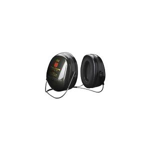 Abafador Auricular Peltor II ,apoio nuca,atenuação SNR 31 dB