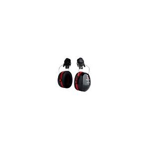 Abafador auricular OPTIME III p/capacete c/ligação P3E