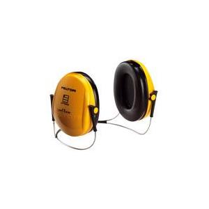Abafador Auricular Peltor,apoio nuca,atenuação média 26db