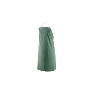 Avental em PVC/Polyester/PVC cor verde 0.45mm