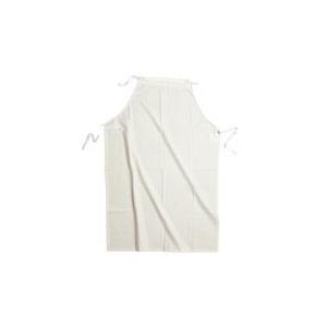 Avental PVC 75*110 cor Branco.Grossura d 0,18mm. Ind.Starter