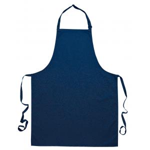 Avental 100% Algodao 95x72 cms cor Azul ou Branco