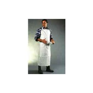 Avental PVC Branco 120*90cm, espessura 0,20mm, 100%PVC