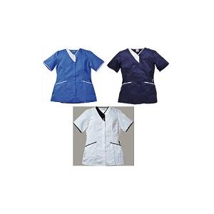 Bata Senhora Modern disponivel: branco, marinho e azul hosp.