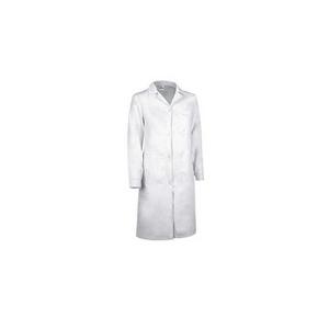 Bata de Senhora Branca 65% poliester 35% algodão