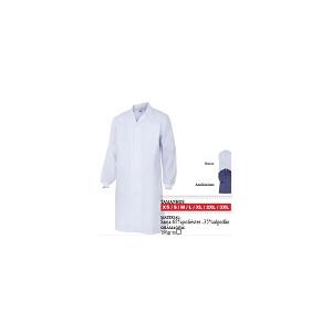 Bata Unisexo com Molas em 65%poliéster/35%algodão,190 grs