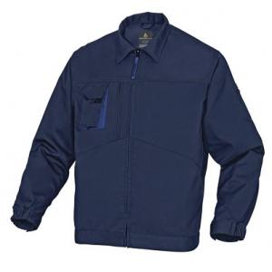 Blusão de trabalho bicolor MACH2, 65%pol+35%alg.245grs.
