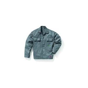 Blusão (Casaco) Symbol cor cinza,tecido 100% algodão c/ 270