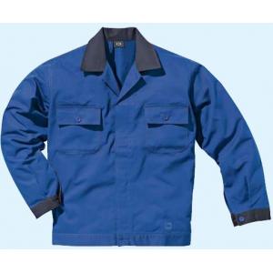 Blusao Symbol com 2 bolsos, cor azul porto, 100% Algodao