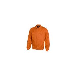 Blusão Industrial 65% Poliéster 35% Algodão, diversas cores.