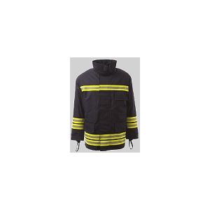 Casaco de bombeiro em tecido NOMEX e Lenzing FR Viscose 260g