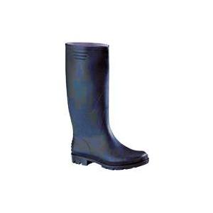 Bota (Galocha) PVC de cor Preto. Muito leve e confortavel.