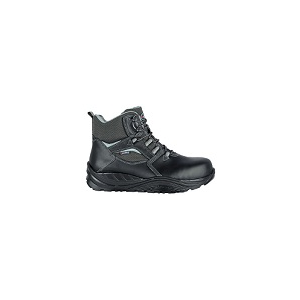 Bota de proteção ao  frio SHODEN S3 CI SRC COFRA cor preta.