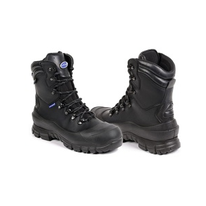 Bota Lavoro Exploration High cor preto S3 SRA