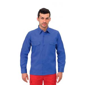 Camisa Homem Classica 100% Algodão c/2 bolsos em cima