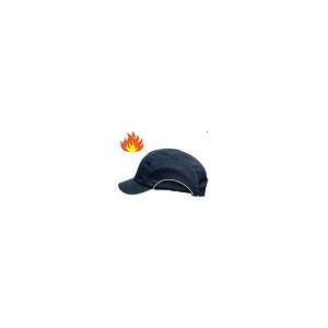 Boné Ignifugo Hardcap A1+™ 5cm de pala cor Azul Marinho