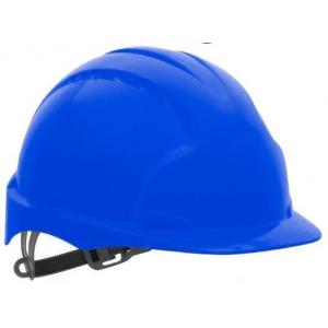 Capacete JSP EVO2 NÃO ventilado arnes soft c/aperto fivela