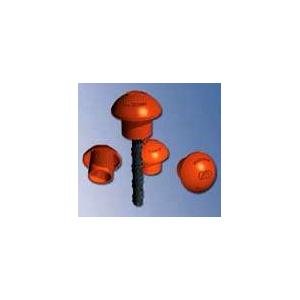 Protectores em Forma de Cogumelo Universal (300 unid)