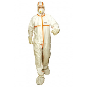 Fato descartável Secutex® SL, Cat.III, tipo 4, 5 e 6.