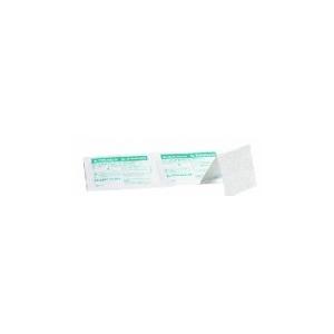 Toalhetes com álcool, de uso único, para a limpeza da pele.