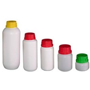 Frasco PEAD 250 ml c/tampa estanque (alta estanqueidade)