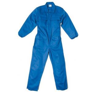 Fato de Macaco Ignifugo e Anti-Estatico em cor Azul.