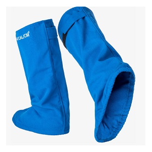 Cobre botas para kit de proteção ao arco eléctrico.
