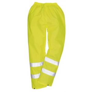 Calça Impermeavel Amarelo alta visibilidade Poliuretano/Pol.