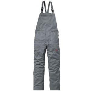 Jardineira linha Symbol em cor cinza