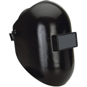 Máscara Soldadura c/suporte cabeça, material Termoplástico