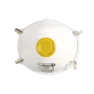 Mascara formato concha FFP2 com valvula M1200V Venitex