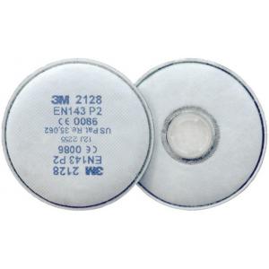 Filtro 3M ref. 2128 P2R para semi-Mascaras da 3M
