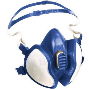 Semi Mascara 3M™ 4251 FFA1P2D de vapor organico+particulas