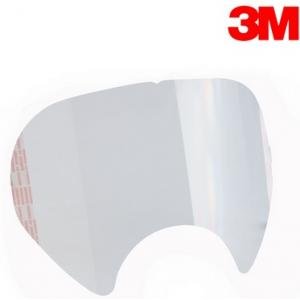 Protector de viseira da máscara 3M completa S6000