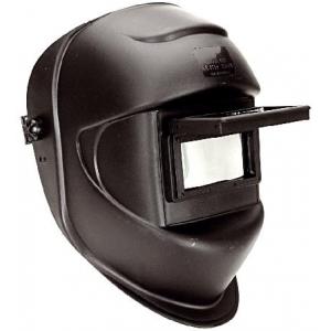 Mascara soldadura de cabeça com janela.